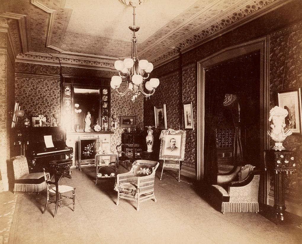 Interior Design Living Room Vintage