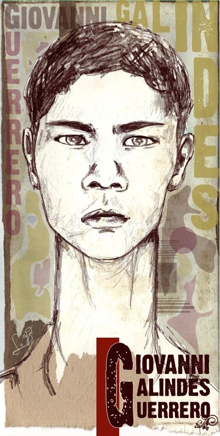 Le Yad's poster for #IlustradoresconAyotzinapa (click to enlarge)