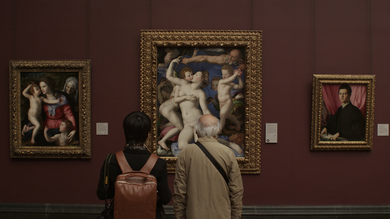 Still from Frederick Wiseman's 'National Gallery'