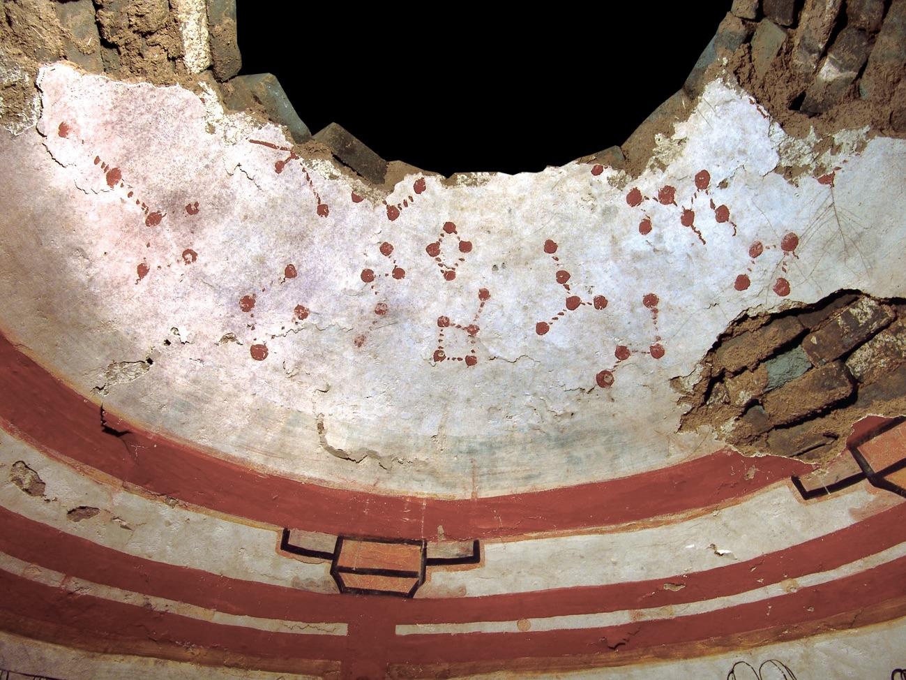 China Mural Tomb 4