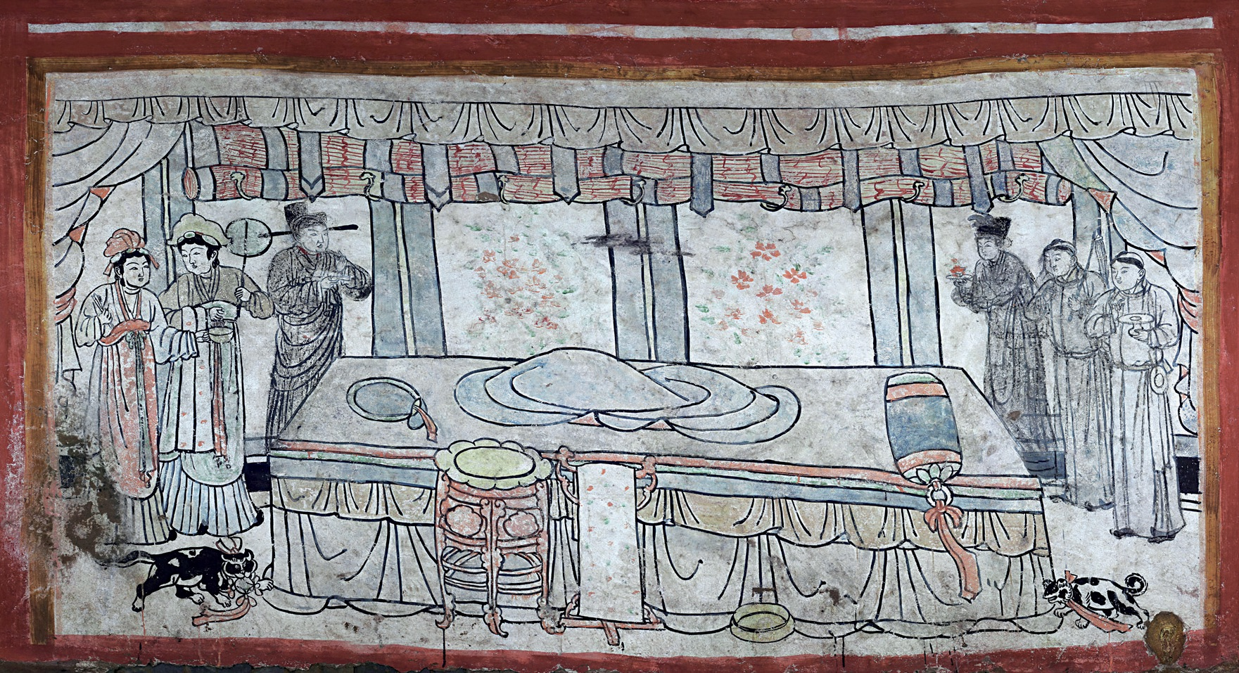 Visions Of Heaven And Earth In An Ancient Chinese Tomb