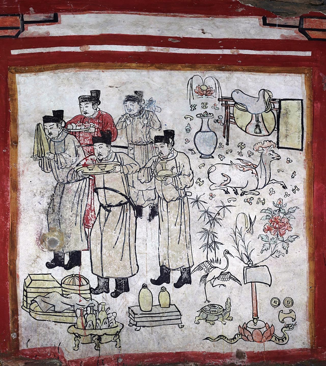 China Mural Tomb