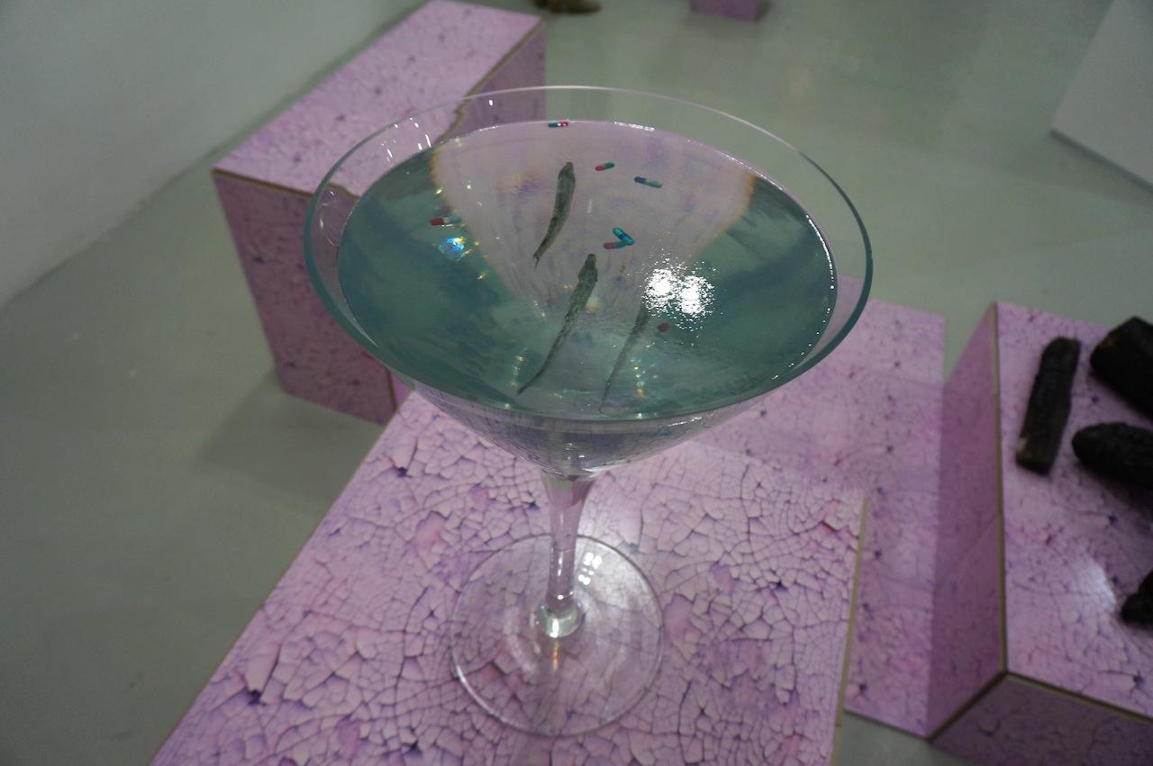 Work by Nina Beier, at Croy Nielsen