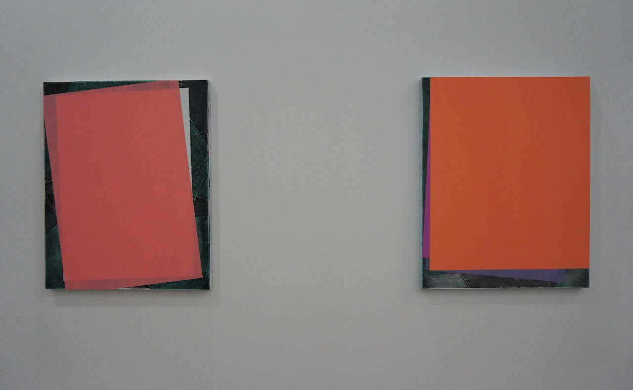 Paintings by Mary Ramsden, at Pilar Corrias