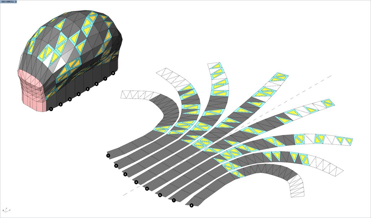 Inflato Dumpster design
