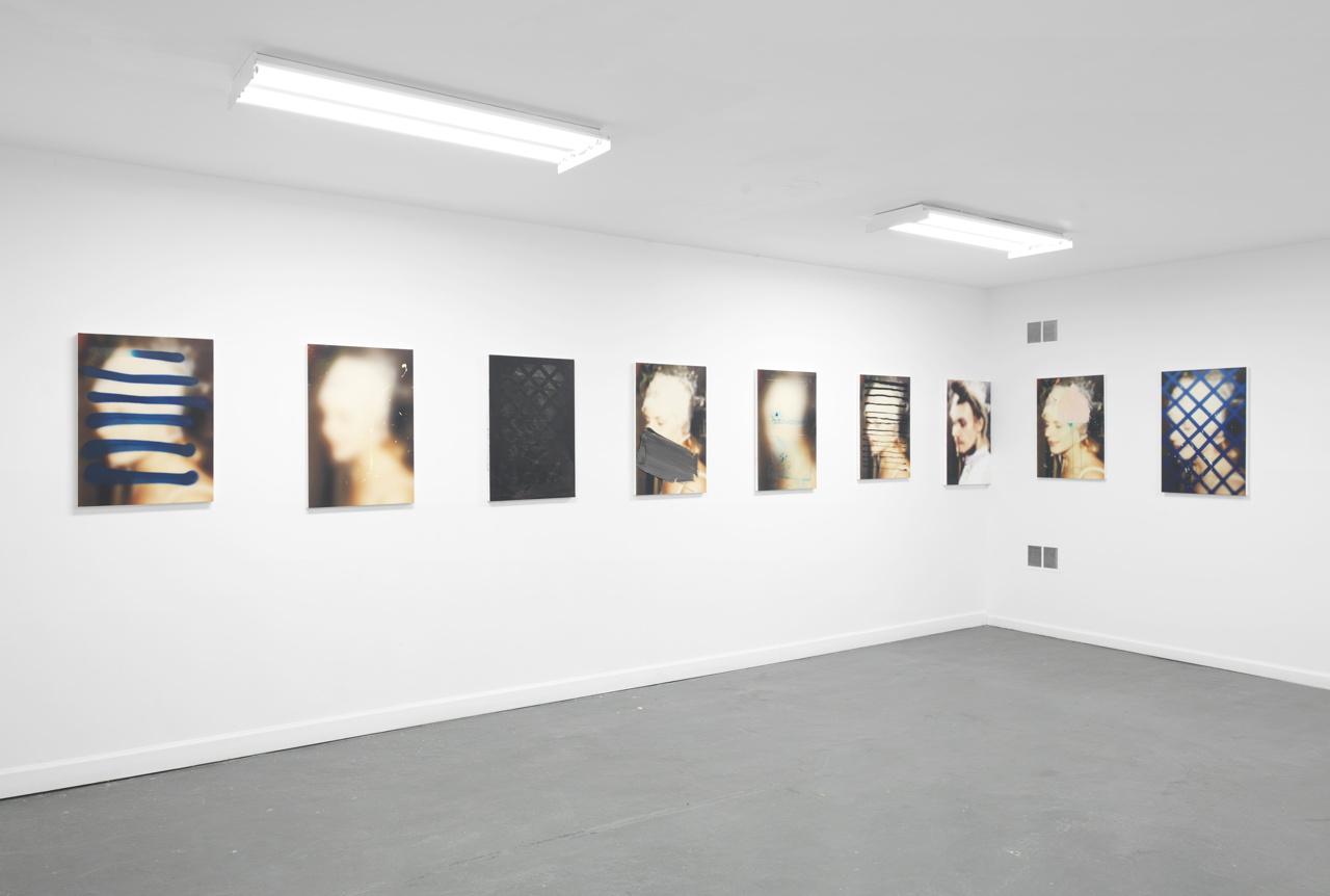 Installation view, 'David Mramor: Venus' at Louis B. James