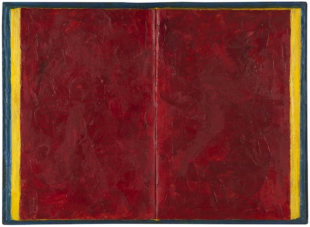 Jasper Johns, Book