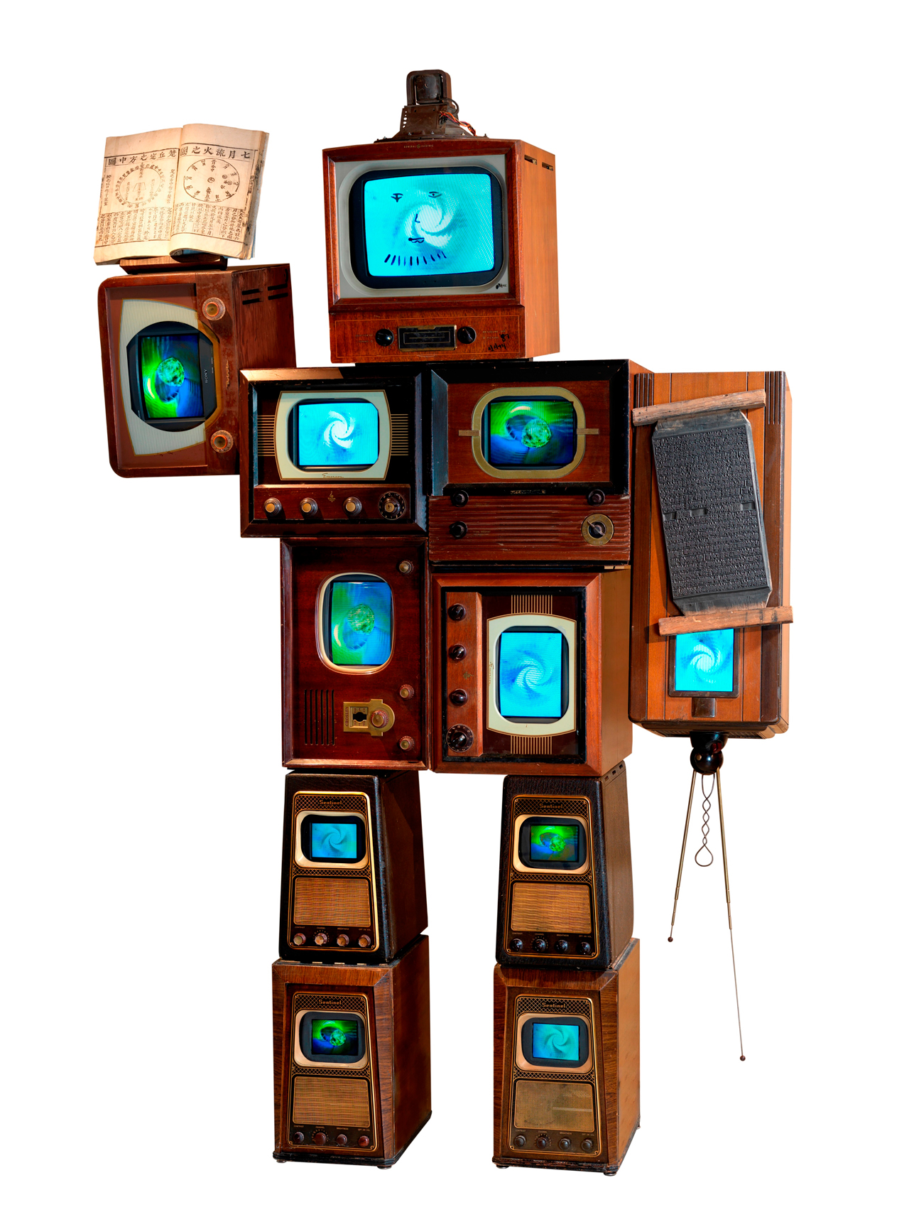 the life history and art careers of nam june paik Nam june paik at the walker: a history of experimentation by filed to visual  arts date may 26, 2015 share twitter facebook email paik installing fish flies .