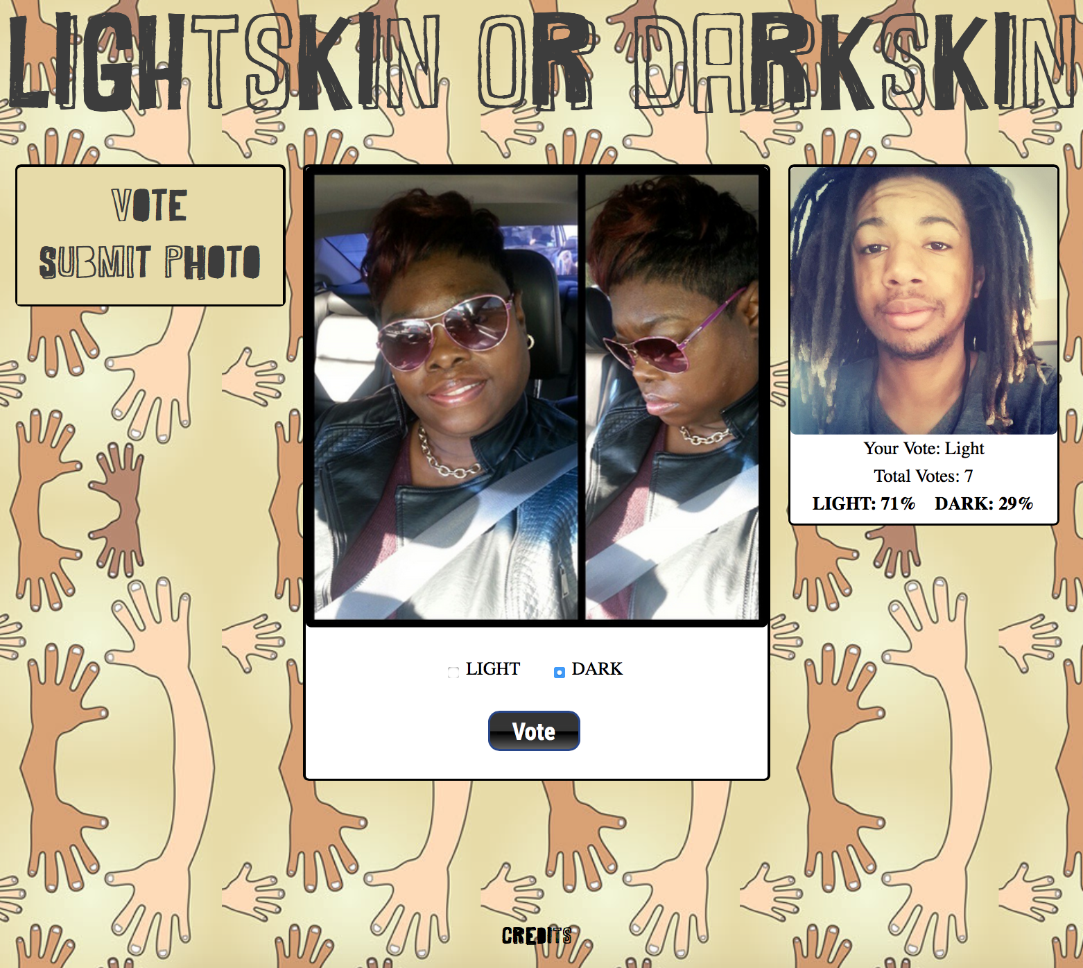 A screenshot from Nate Hill's lightskinordarkskin.com (via lightskinordarkskin.com)