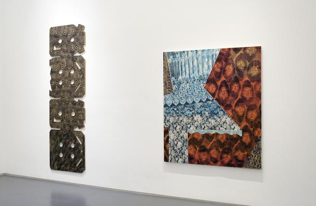 Tamara Gonzales, 'Winter is Coming,' installation view (2014)
