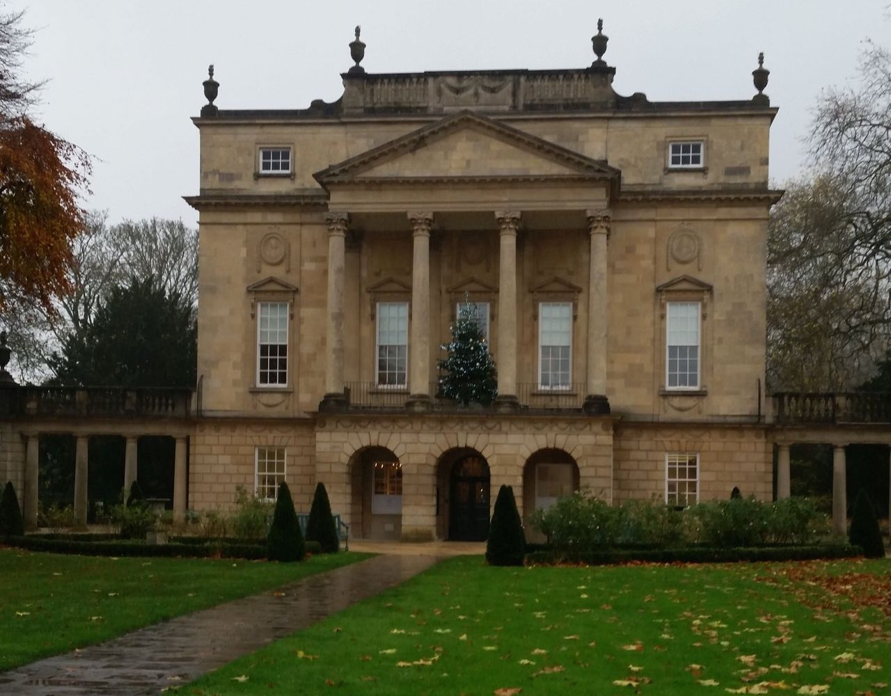 Exterior of the Holburne Museum