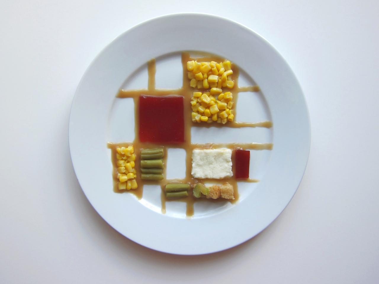 """Hannah Rothstein, """"Piet Mondrian"""" (2014)"""