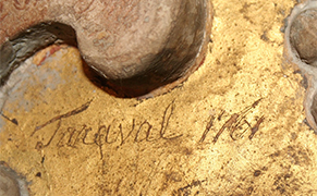 Post image for Decoding Rome's Old Master Graffiti