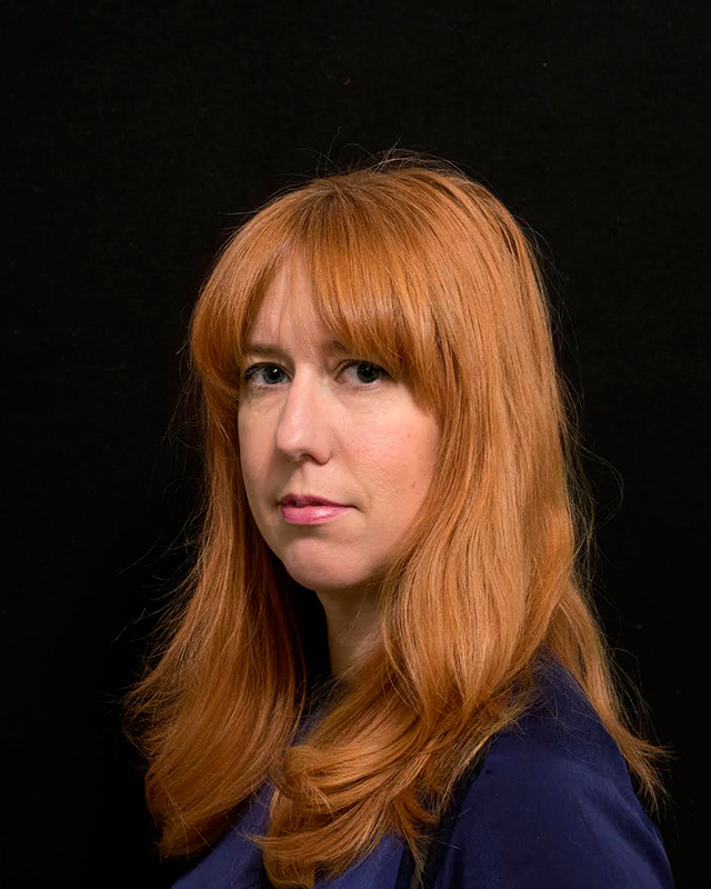 Kristine Potter (photo courtesy the artist)