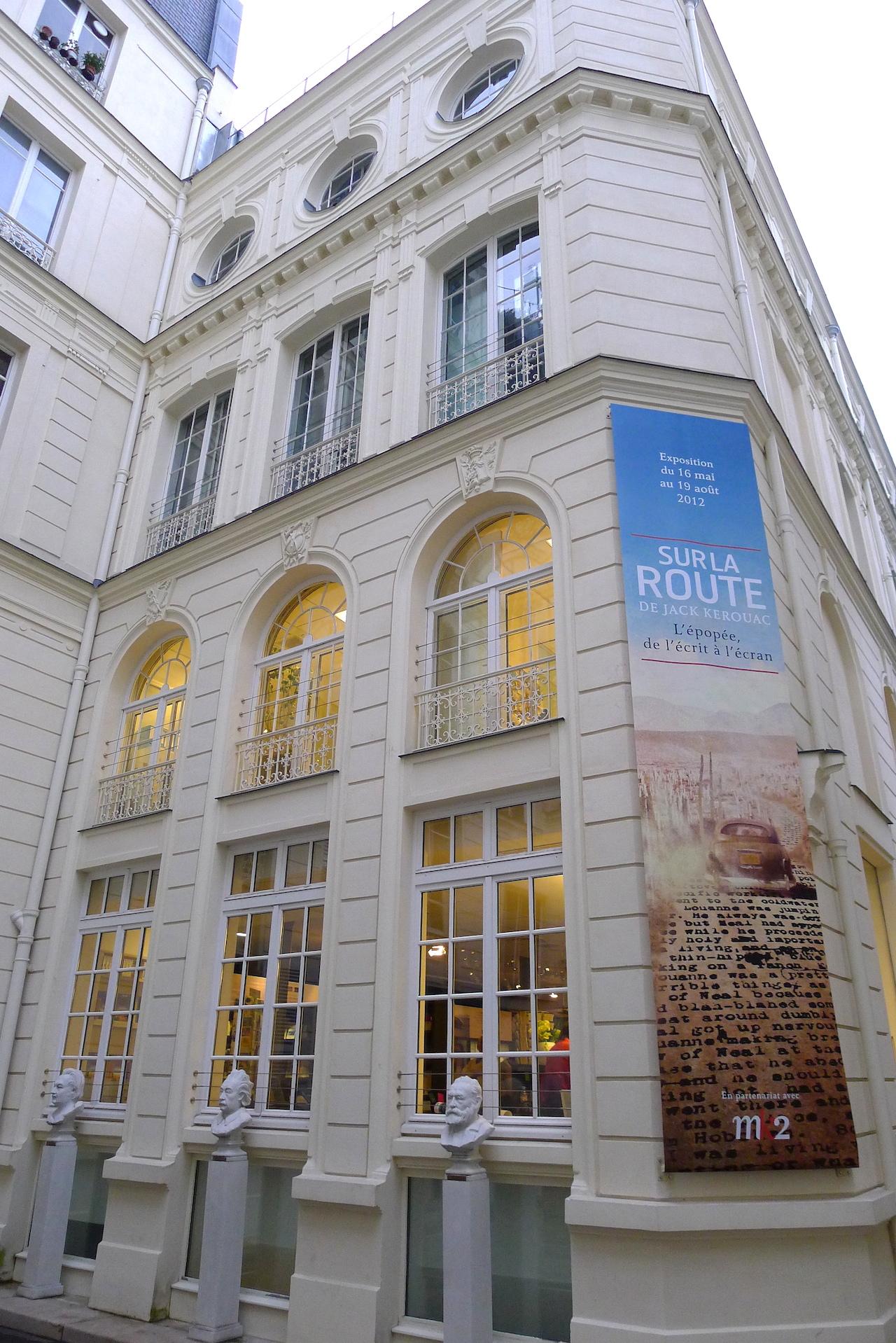 The Musée des Lettres et Manuscrits in Paris (photo by  Jason Whittaker/Flickr)