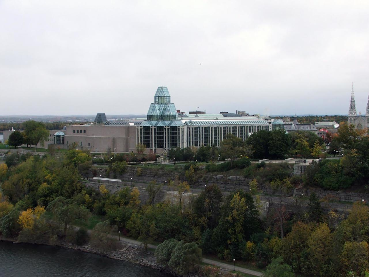 The National Gallery of Canada (photo by Djof/Flickr)