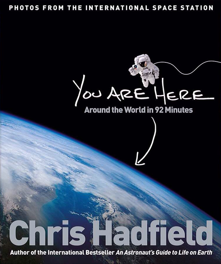 """Cover of """"You Are Here: Around the World in 92 Minutes"""""""