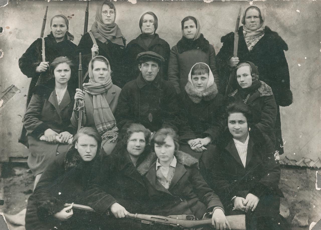 women at war essay