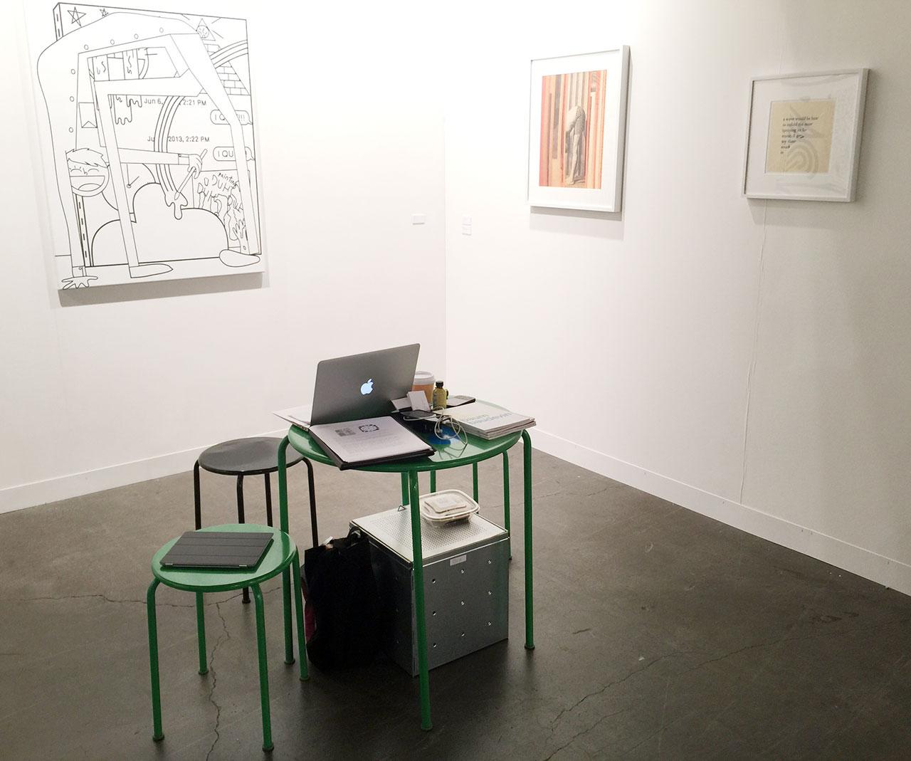 No nonsense at New York's Bureau gallery