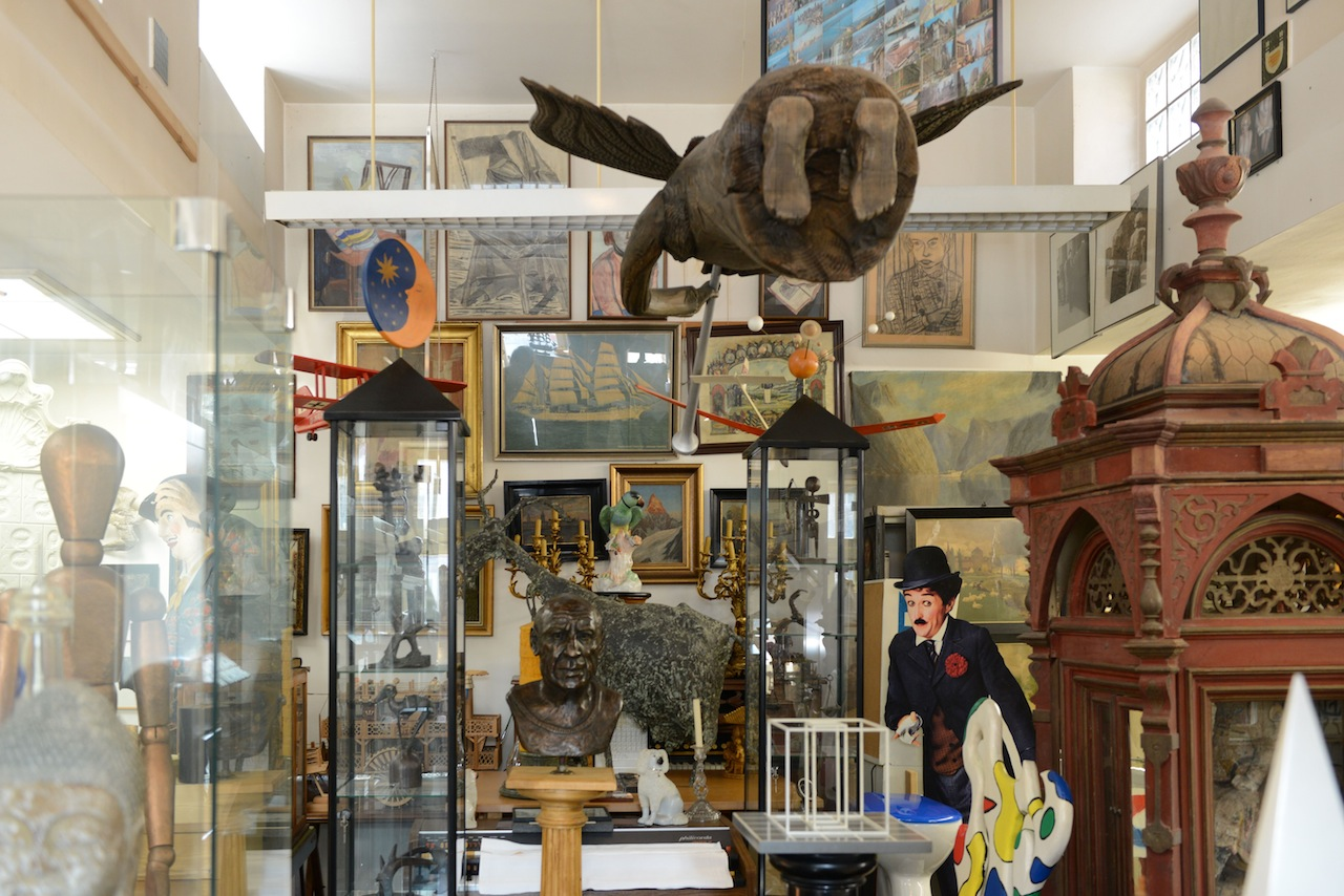 The Collections Behind Great Artists