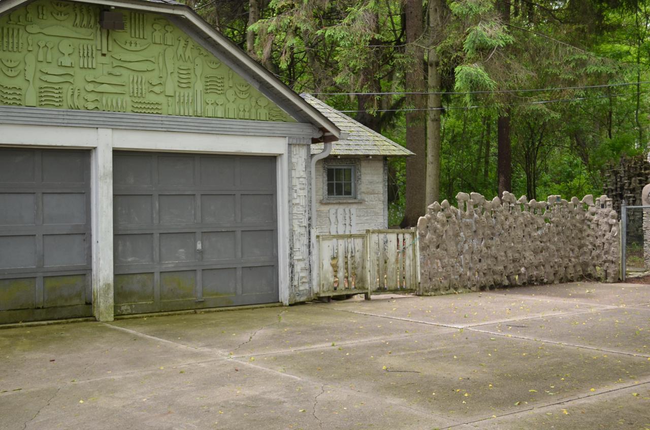 Nohl's garage