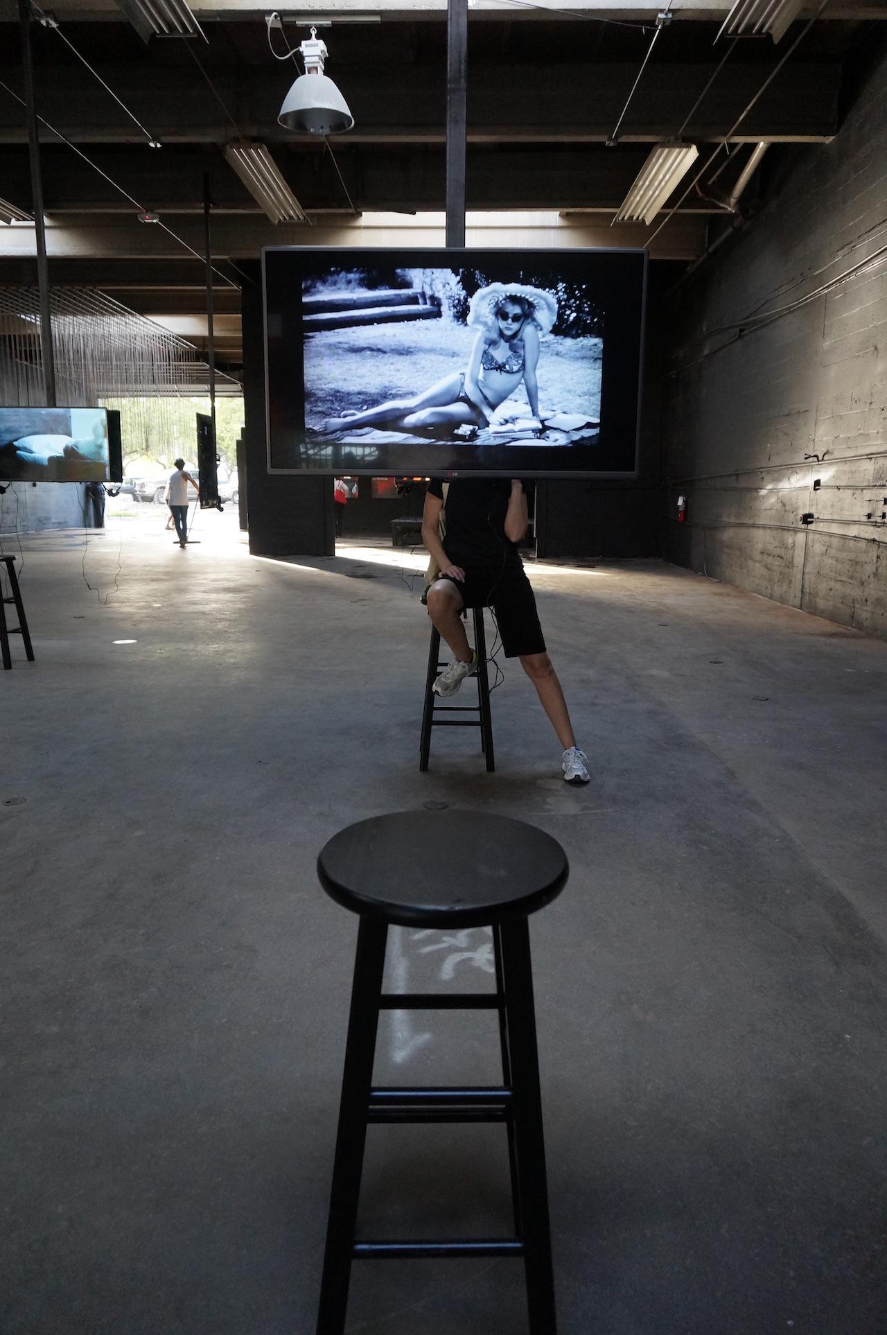Installation view, 'Auto Body'