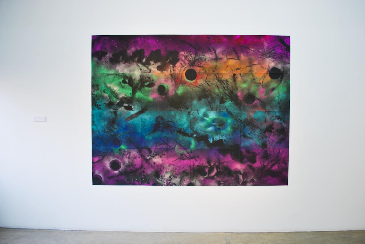 "Christine Nguyen, ""The Light Around Dark Matter,"" (2014)"