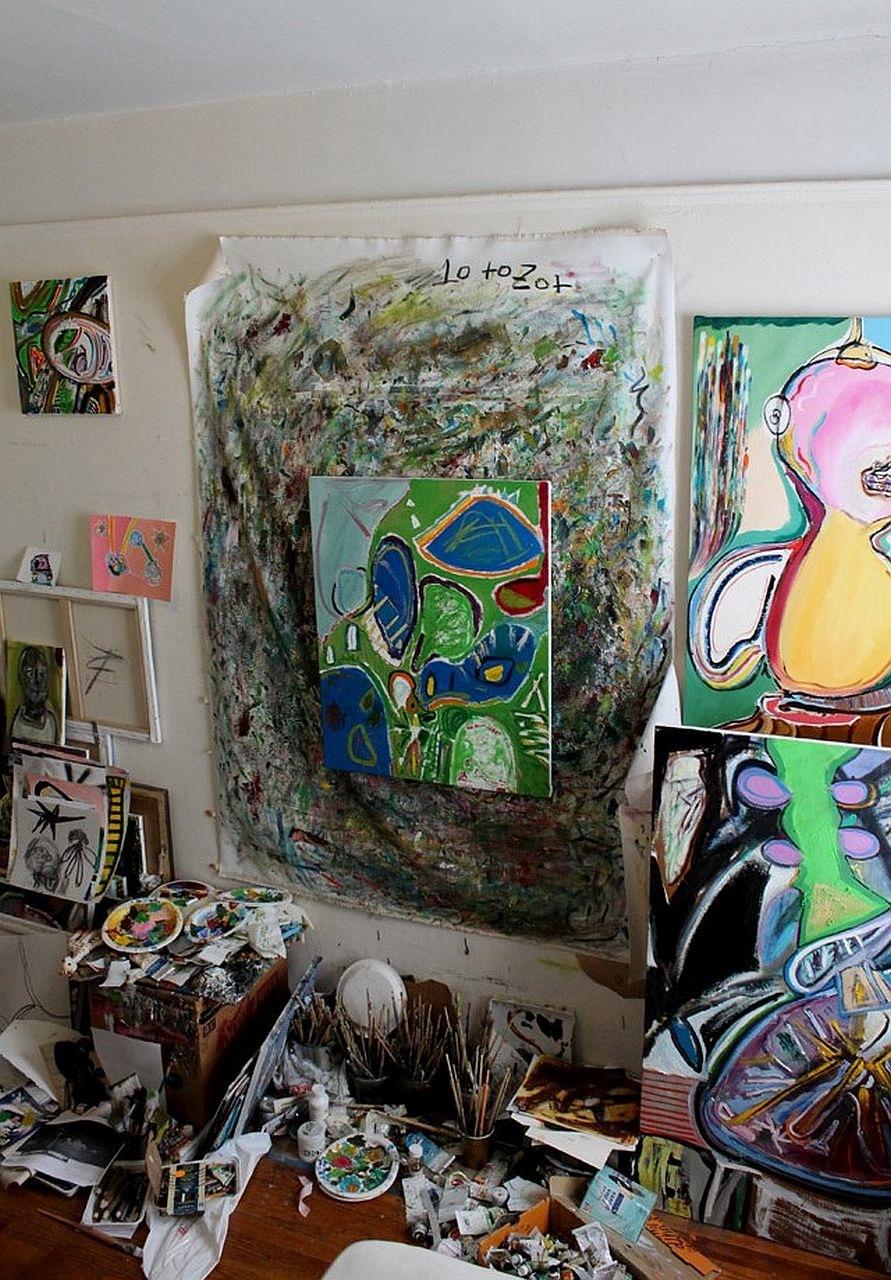 Dominic Quintana- Studio 1