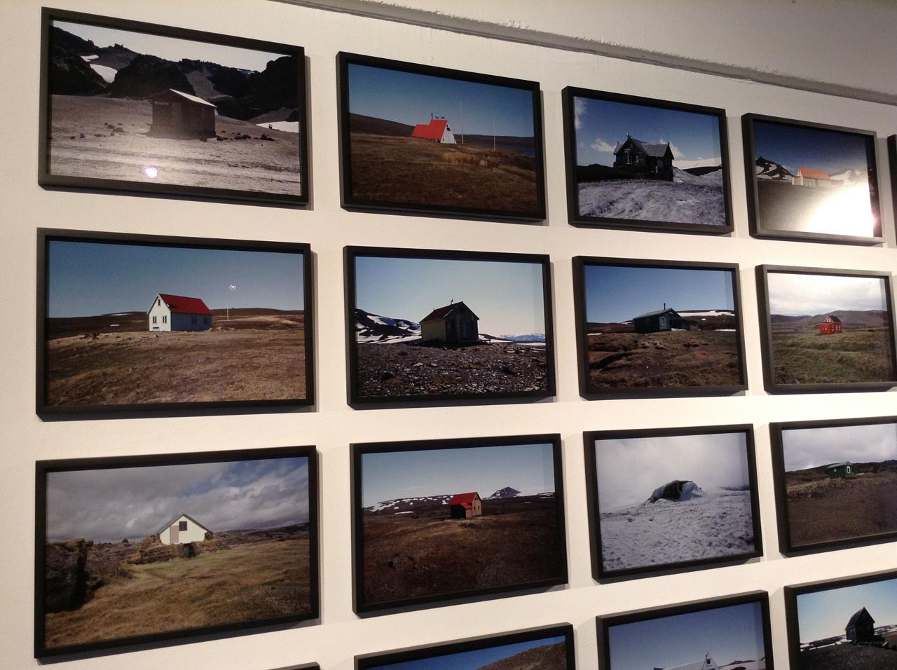 "Olafur Eliasson, ""The Hut Series"" (detail) (2012)"