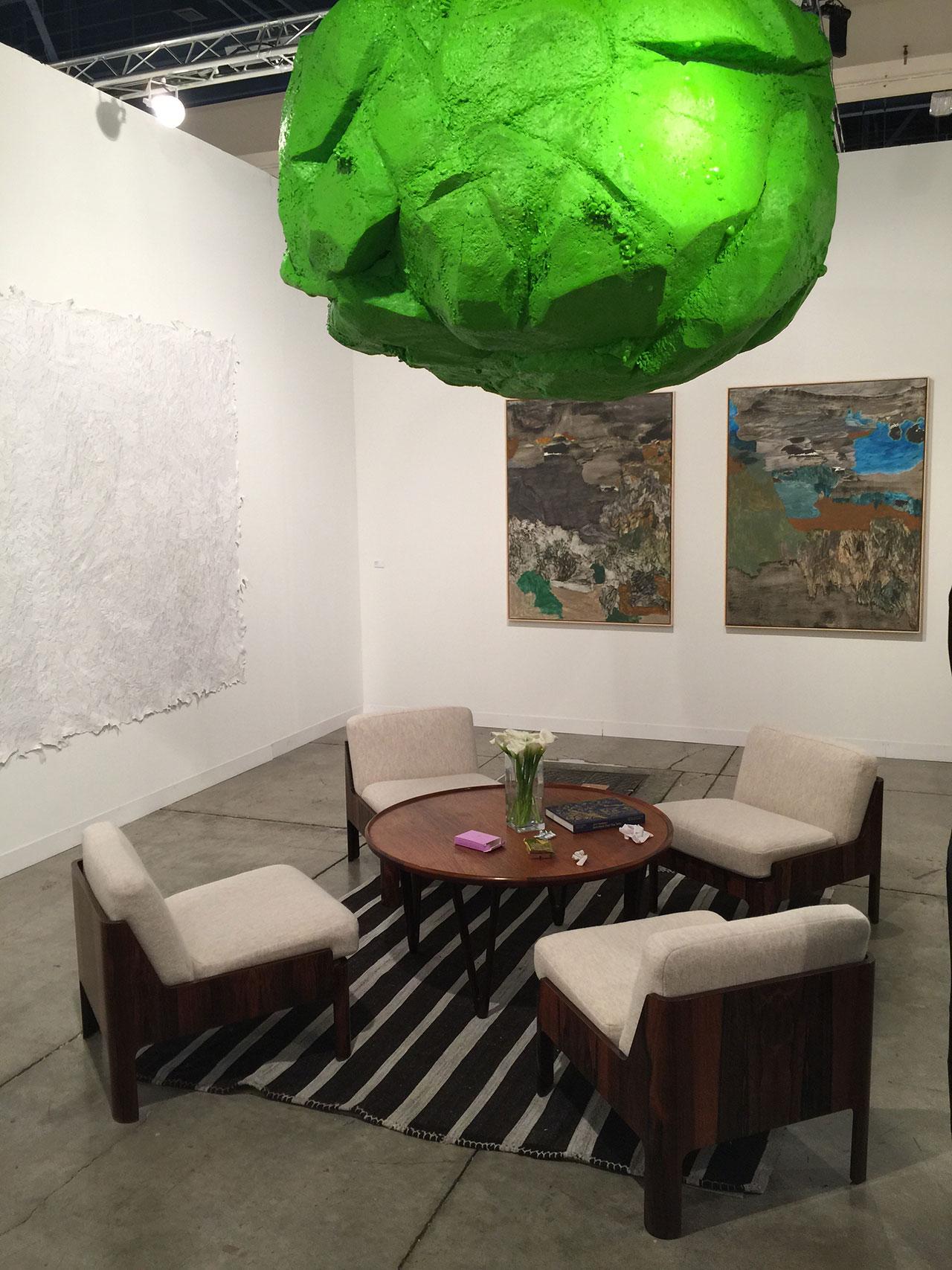 At London's Stephen Friedman gallery