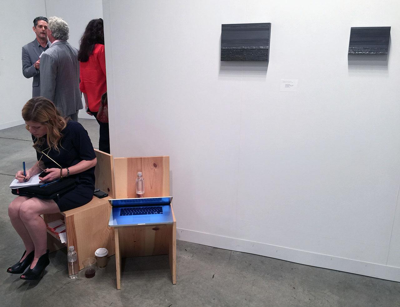 At San Francisco's Anthony Meier Fine Arts