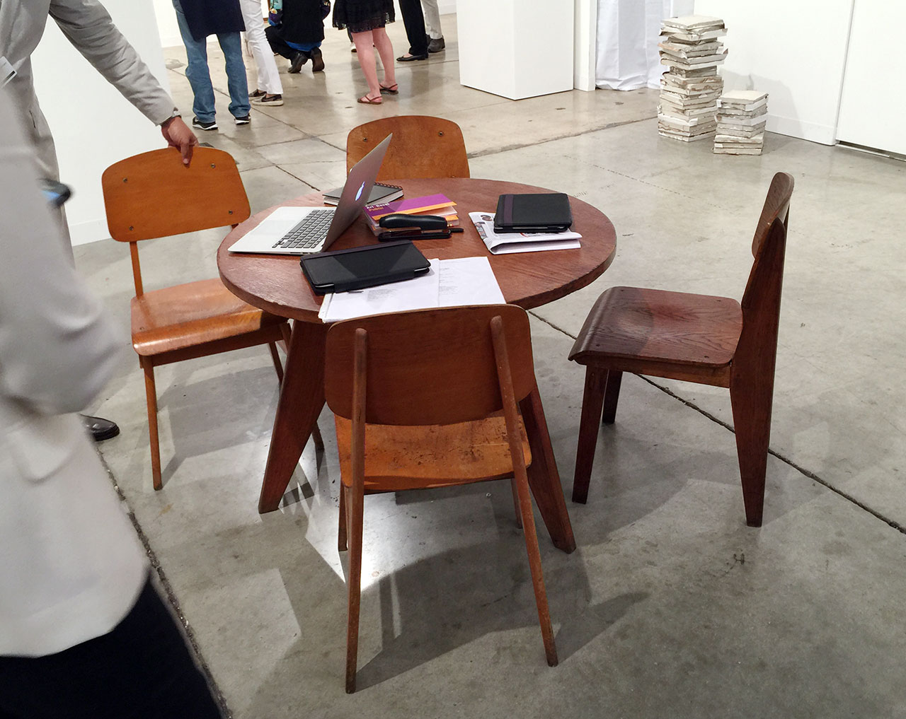 A Paula Cooper gallery of New York