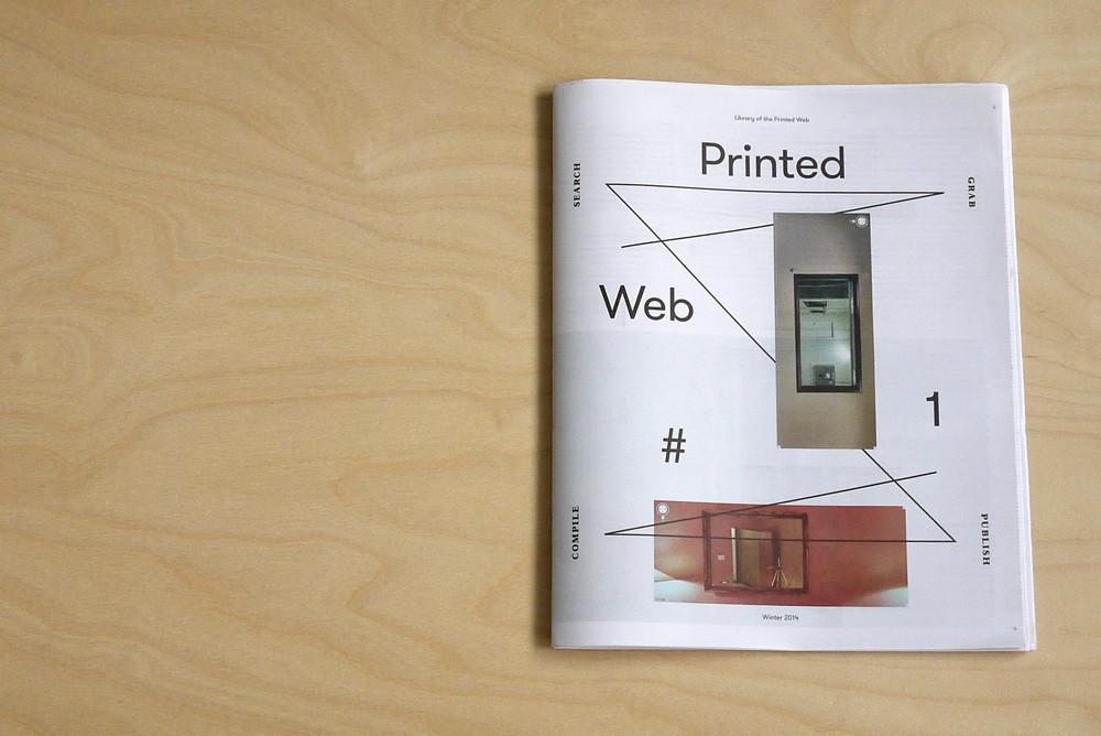 Printed Web #1 (2014)