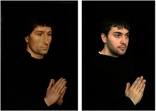 "Hans Memling, ""Tommaso di Folco Portinari"" (1470)"