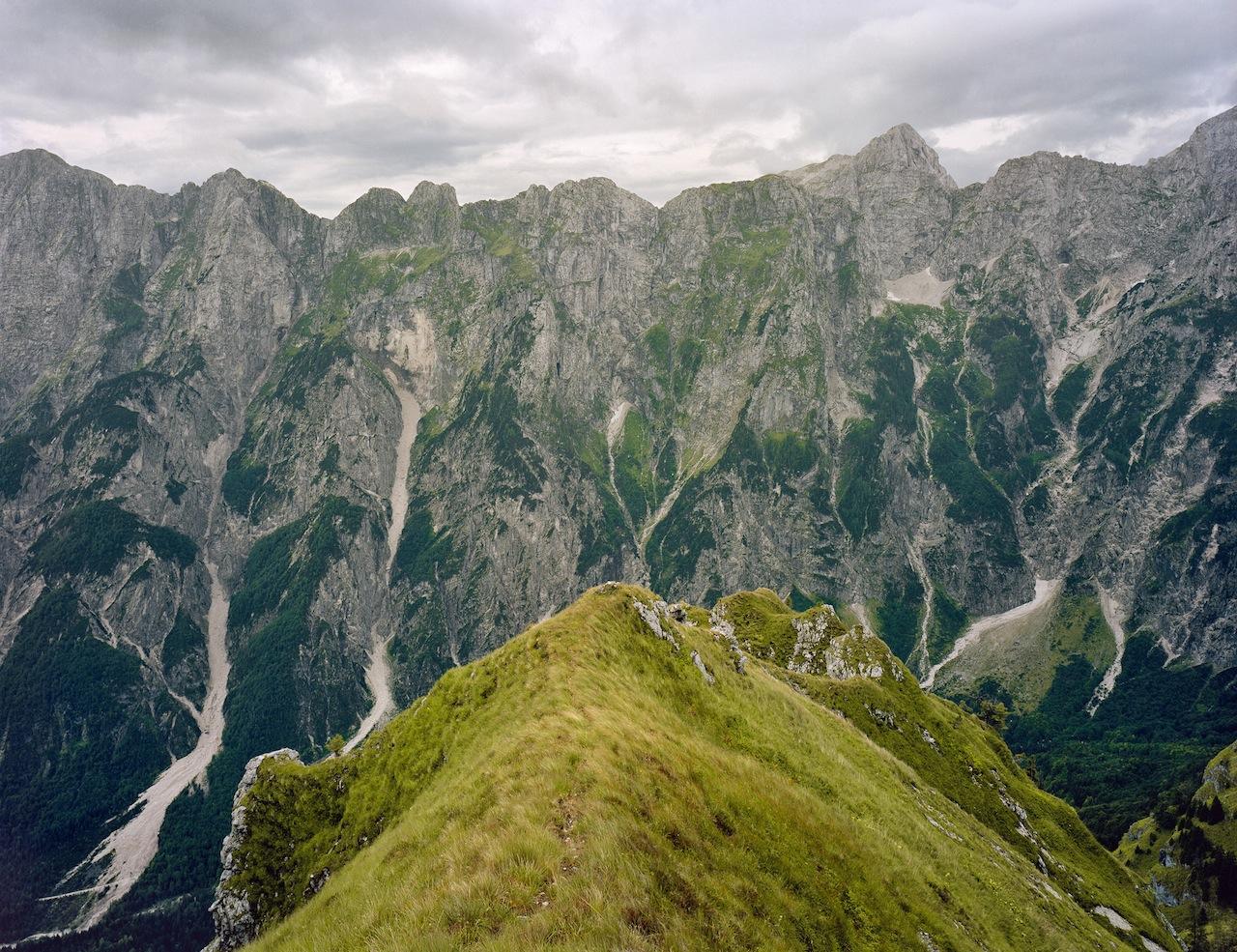 Mangart Area, Slovenia, 2013 (© Olaf Unverzart)