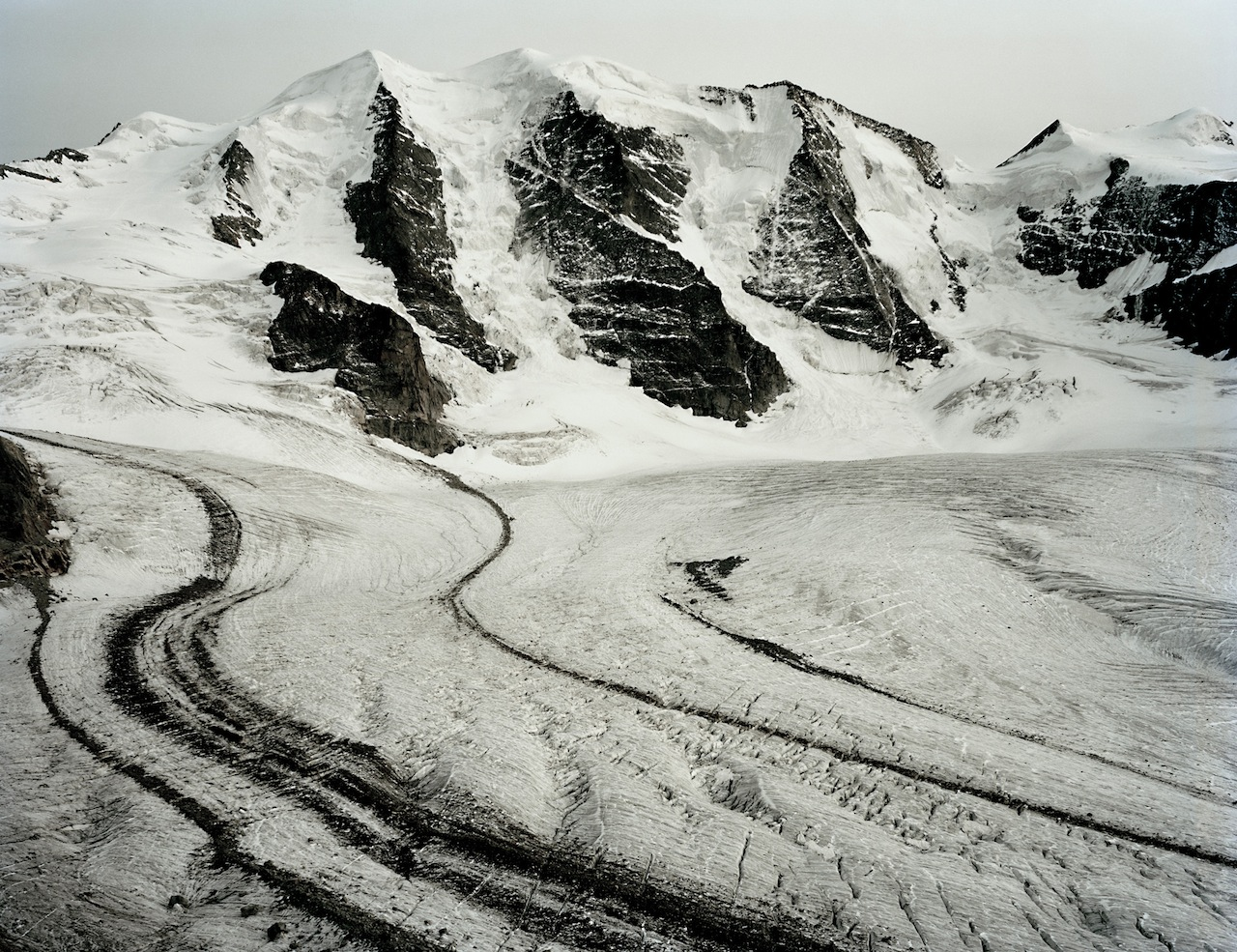 Persgletscher, Switzerland, 2010 (© Olaf Unverzart)