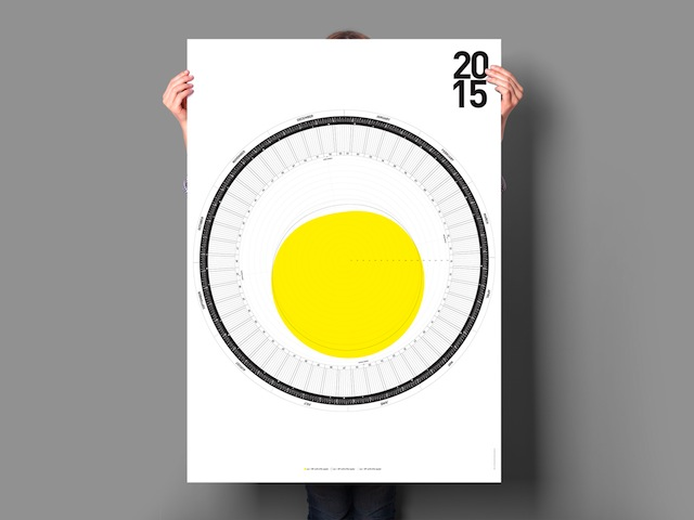 The Circular Calendar (via circular-calendar.com)