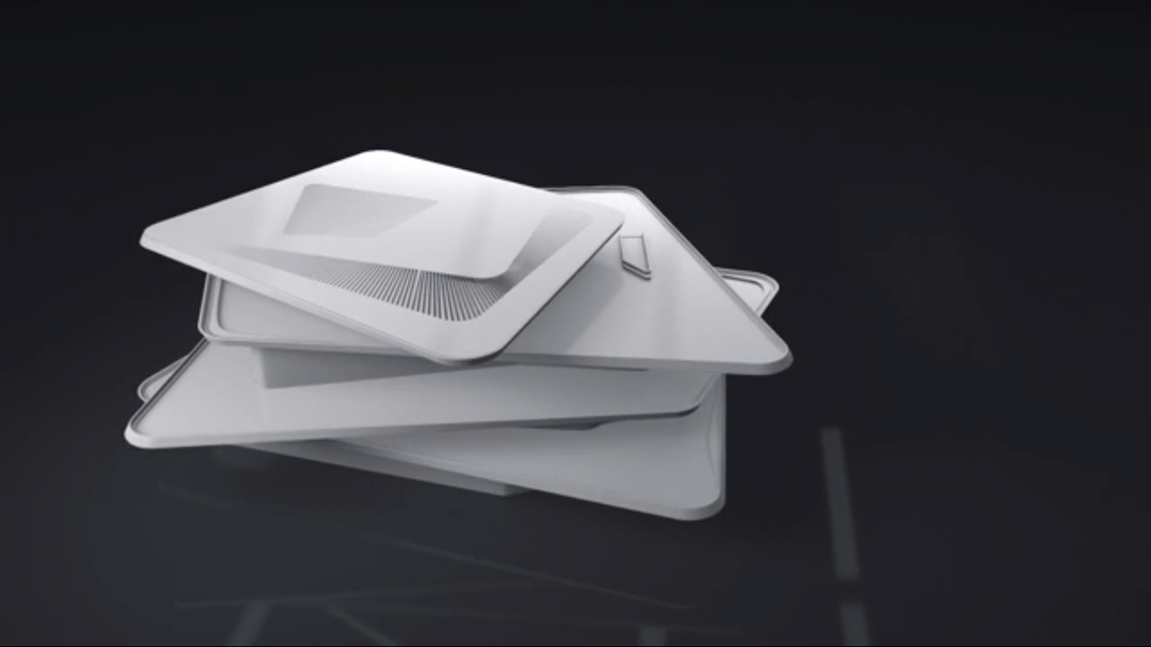 The design for LAAM by Fernando Romero (Screen grab via Youtube)