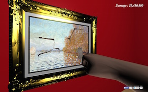 Post image for How to Punch a Monet and Get Away with It