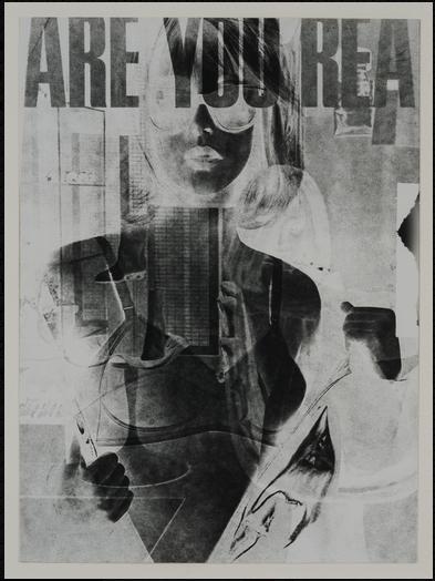 Robert Heinecken, Are You Rea #1, 1964-68 (via hammer.ucla.edu)