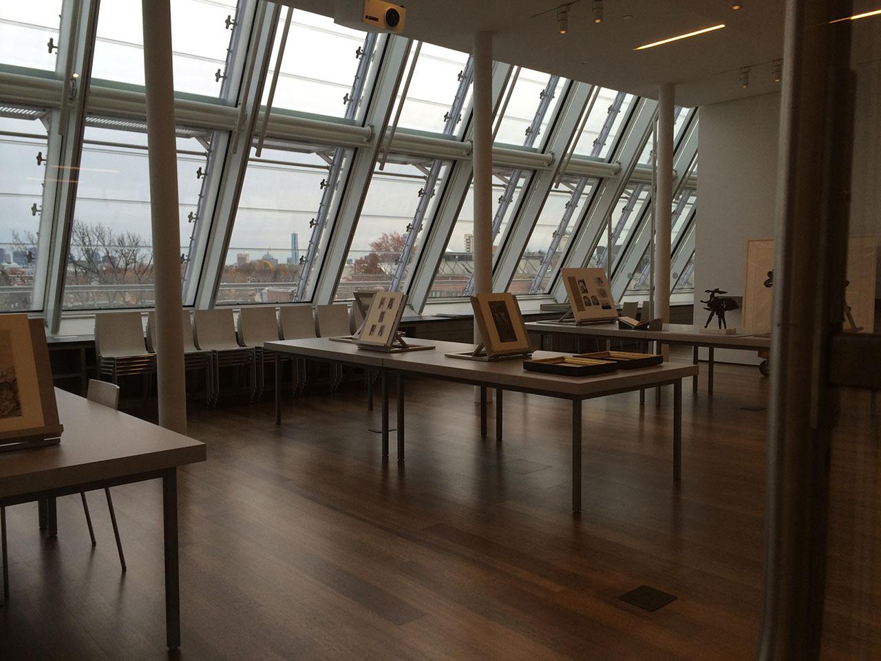 A new study center