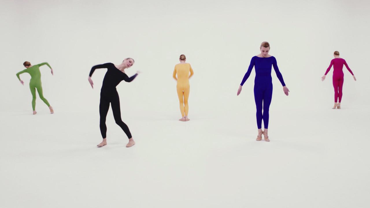 Zenaida Yanowsky performs original choreography by Will Tuckett and Zenaida Yanowsky  © James Morton-Haworth