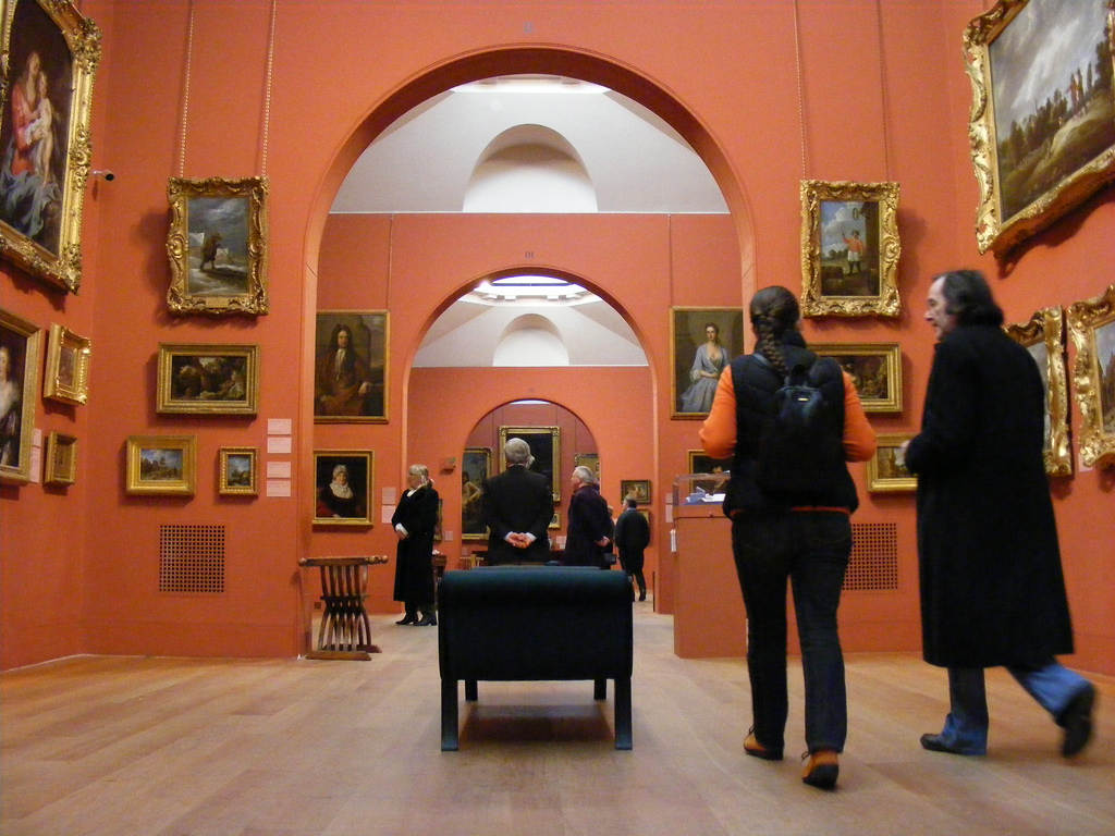 The Dulwich Picture Gallery in London (via Matt Lake's Flickrstream)