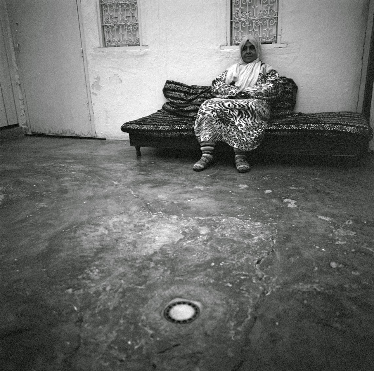 "Ali Chraibi ""Sans titre, Série La Joconda"" (2005)"