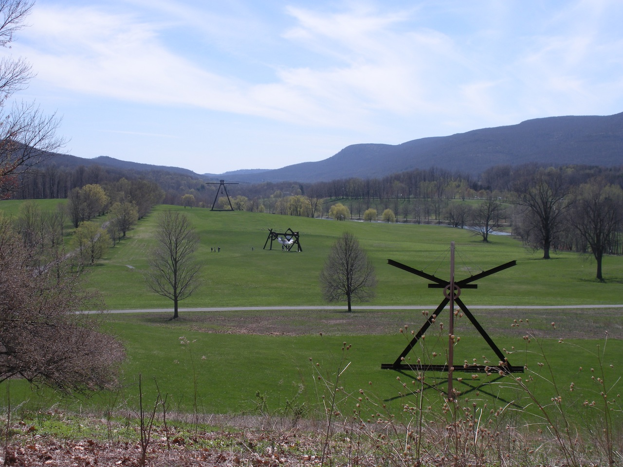 Storm King (photo by the author for Hyperallergic)