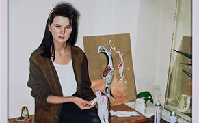 Post image for Gillian Wearing's Masked Confessions