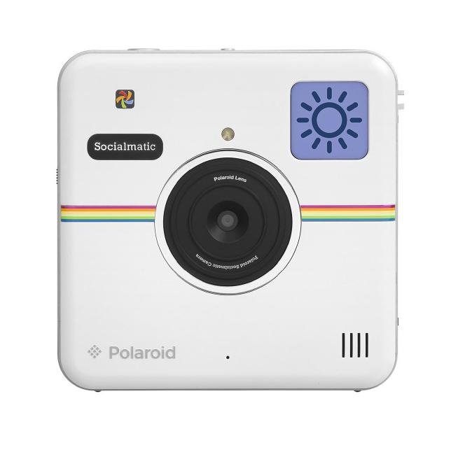 Polaroid's Socialmatic look a lot like Instagram. (via polaroid.com/socialmatic)