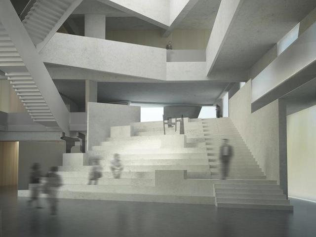 Glassell Interior