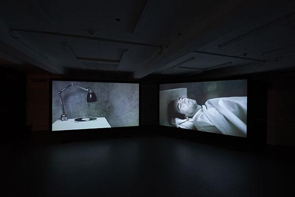 Hiraki Sawa,  Did I?, 2011; Lineament, 2012