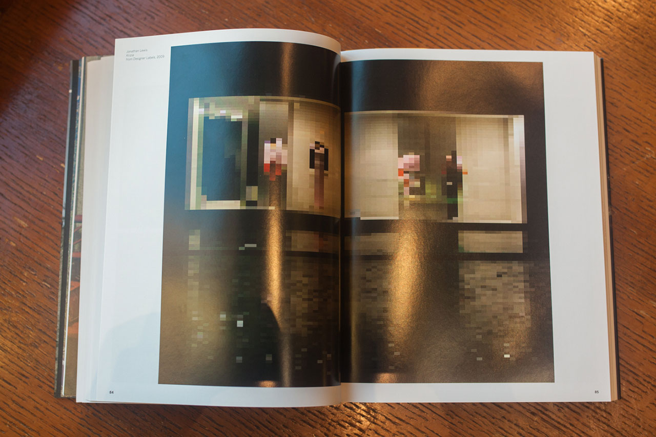 Jonathan Lewis spread from 'Post-Photography: The Artist with a Camera'